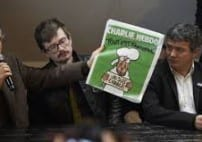 Charlie Hebdo receives PEN freedom of expression award [VIDEO]