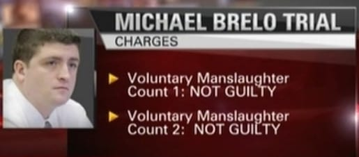 Cleveland Cop Michael Brelo Not Guilty in Killing two Unarmed Men Protest Ensue