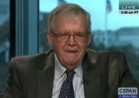 Dennis Hastert Received A Strange Call While On C-SPAN