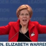 FULL SPEECH Elizabeth Warren Gives Hell to The GOP Pres. Candidates