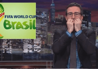 John Oliver on the World Cup and FIFA