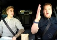 Justin Bieber Carpool Karaoke With James Corden [VIDEO]