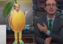 Last Week Tonight with John Oliver Lost Graphics [VIDEO]