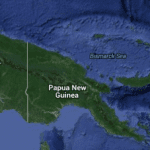 Magnitude 7.4 earthquake hits off Papua New Guinea