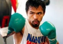 Manny Pacquiao Pacman facing 5 million dollar lawsuit due to shoulder injury