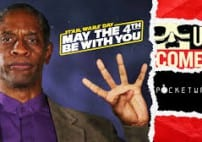 May the 4th Be With You! Star Trek Tim Russ Explains Star Wars Day [VIDEO]