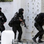 Tunis soldier kills 7 at barracks
