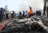 116 Feared Dead in Indonesia Plane Crash [VIDEO]