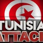 Gunmen kill at least 19 in attack on Tunisian coastal resort hotels