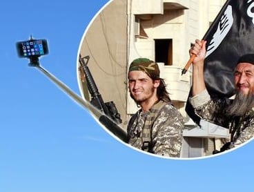 ISIS Stronghold Bombed after SELFIE Reveales its Location