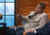 Tracy Morgan's emotional first interview since deadly car crash