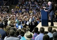 Bernie Sanders draws more than 7,500 people in Portland [VIDEO]
