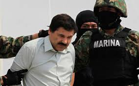 Drug Trafficker Joaquin El Chapo Guzman Escapes Prison [VIDEO]