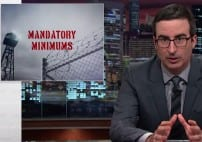 John Oliver Explains Why Prison Sentences Are Like Penises [VIDEO]