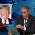 Jon Stewart on Trump 2016 Somebody's Doing The Raping [VIDEO]