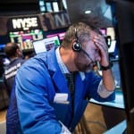 Dow Plunges 500 Points