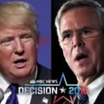 Jeb Stands by 'Anchor Babies' Remark