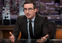 John Oliver On Why Washington DC Experiences Taxation Without Representation [VIDEO]