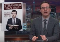 John Oliver Shares His Favorite Made-Up History Lies [VIDEO]