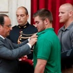 U.S. Heroes Get France's Highest Honor [VIDEO]