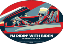 ridin with biden