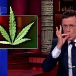 Colbert Welcome To The First Church Of Cannabis [VIDEO]