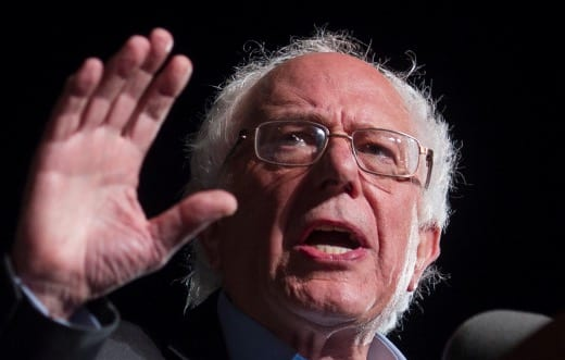 Sanders Slams Carson for Muslim Remarks