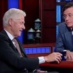 Bill Clinton On Colbert Show Explains Why Sanders & Trump Are Doing So Well