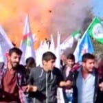 Bomb Blast at Ankara Turkey Peace Rally Kills 30