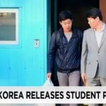North Korea Releases NYU Student [VIDEO]