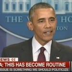 Obama on the Oregon Mass shooting