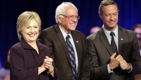 Democratic Debate On Saturday LIVE from Iowa Join Us