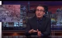 John Oliver Explains What A Refugee Must Go Through VIDEO