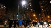 Protests in Chicago Over Laquan McDonald Shooting Video