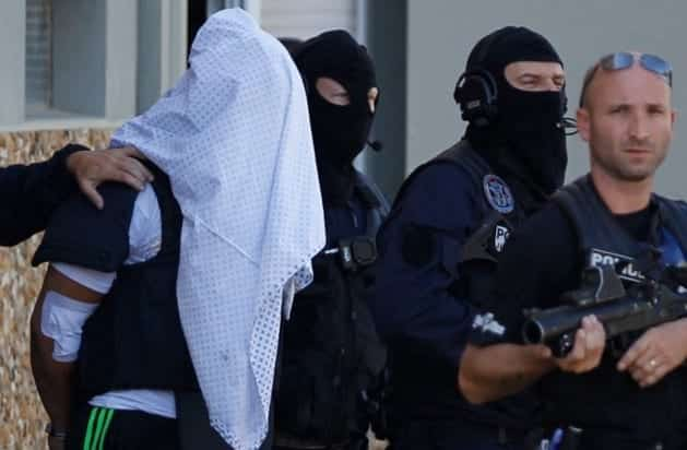 France Beheading Suspect Kills Himself