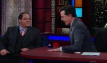 Colbert And Michael Eric Dyson Talks Obama, Racism [VIDEO]