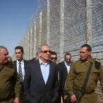 Israel PM Wants Fence for 'Wild Beasts' [VIDEO]