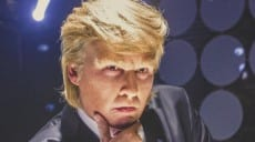 Johnny Depp as Donald Trump in FunnyOrDie Film 'Art of the Deal' VIDEO