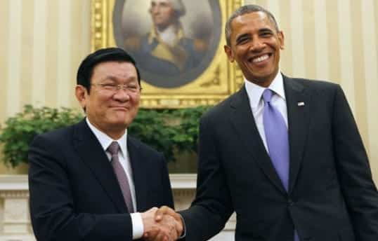Obama to Travel to Vietnam in May