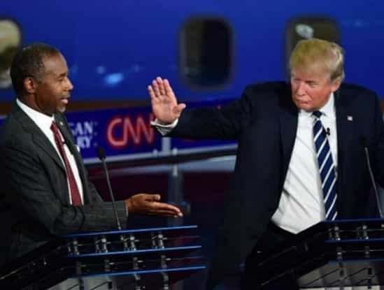 Carson I'll Be in Trump Administration