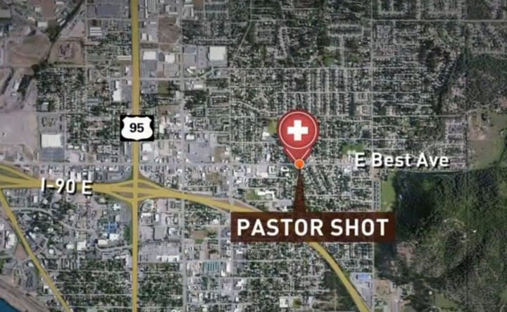 Idaho Hunts for Man Who Shot Cruz Pastor