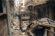 27 Killed in Aleppo's  Syrian Hospital Airstrike [VIDEO]