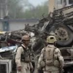 28+ Killed in Taliban Suicide Attack [VIDEO]