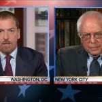 Bernie Sanders To Chuck Todd Hillary's Judgment is 'Lacking'