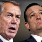 John Boehner Calls Cruz 'Lucifer In The Flesh' [VIDEO