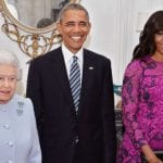 Obama Visits London Meets With PM Cameron