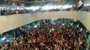Protesters Storm Green Zone Iraqi Parliament [VIDEO]
