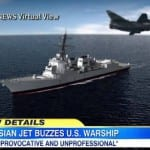 Russia 'Simulated Attack' on U.S. Ship