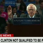 Sanders Hil Not Qualified to Be Prez [VIDEO]