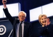 Sanders Hints the Primary Race Is Over